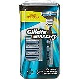 Gillette Mach3 Rasierklingen 8 Stück + gratis Handstück