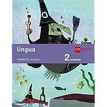 Lingua. 2 Primaria. Celme - 9788498545128