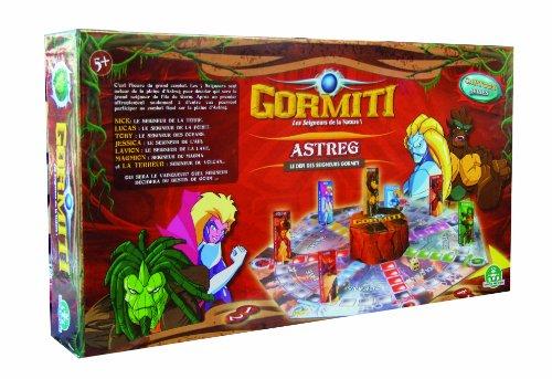 Giochi Preziosi���Gormiti���7398���BOARD GAME���astreg