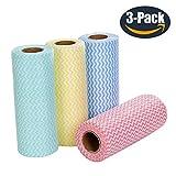 duode Einweg Reinigungstuch Reinigung Handtücher (2) Einmalige Umweltschutz