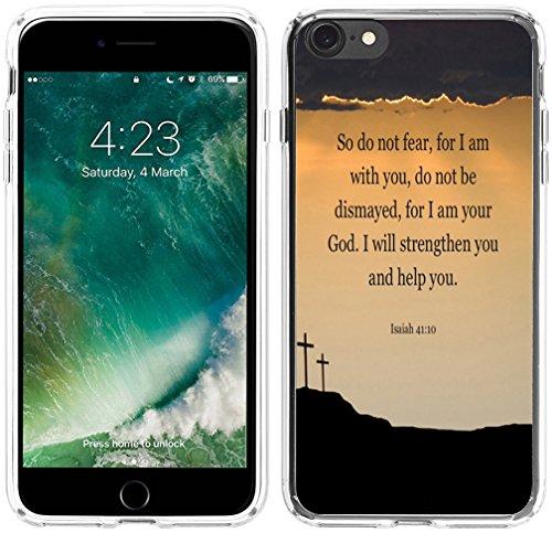 Schutzhülle für iPhone 6, iPhone 6Fall Bibel Verse Christian Zitate 11,9cm Dear Vergangenheit Thank You für Kurse, die Sie Dear Future I 'm Ready Dear God Thank You für Another Chance, New-3