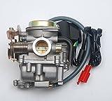 Ruche filtre faciles à neuf Carburateur 50cc Scooter cyclomoteur GY6Carburateur Sunl Roketa