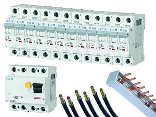 fi-ls-schalter-set-eaton-12-automaten-b16a-fi-schalter-40-003a-phasenschiene-3-brucken