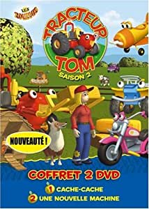 Tracteur Tom coffret saison 2