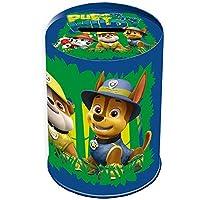 Ancora non si conosce il prodotti della serie Paw Patrol®? Con questo meraviglioso salvadanaio in metallo dei suoi cartoni animati preferiti, più piccoli imparano l'importanza del risparmio a poco a poco, mentre si CUSTODIA i tuoi risparmi, s...