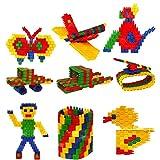 Akshata Plastic Learning Building Blocks...