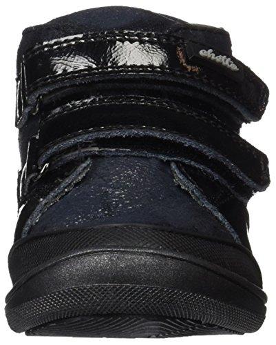 Chetto 16515, Sneakers Basses Fille Noir (Black)