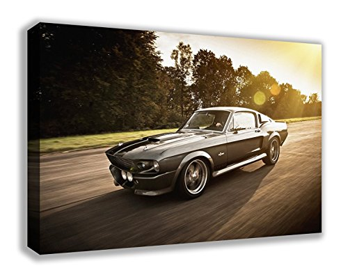 1967-ford-mustang-shelby-gt500-eleanor-toile-murale-30x1876x46cm