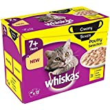 Whiskas 7  Cat Pouch Creamy Soup Poultry 12 per pack