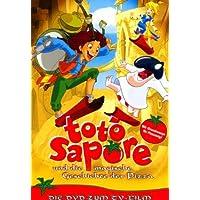 Totò Sapore und die magische Geschichte der Pizza