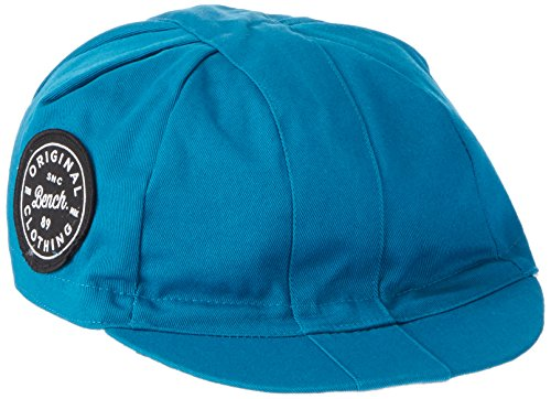 Bench Cycle Cap, Casquette Souple Homme Blau (Dark Turquoise Blue TQ017)