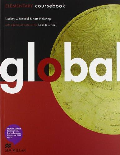Global. Elementary. Student's book-Workbook. Per le Scuole superiori. Con DVD: E-workbook. Con espansione online