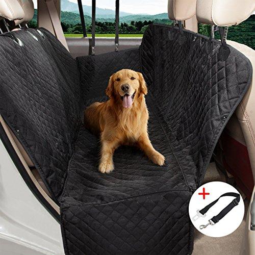 Hundedecke Auto Mit Sicherheitsgurt MATCC Rutschfest Au… | 06433235881160