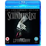 SCHINDLERS LIST 20TH ANNIVERSARY