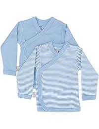 Teddy Long Sleeved Wrap Shirt (2) - Body Bebé-Niñas ee89411d1434