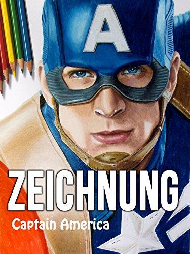 Clip: Zeichnung Captain America