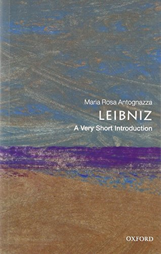 Leibniz: A Very Short Introduction (Very Short Introductions) por Maria Rosa Antognazza