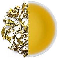 Makaibari Bai Mu Dan White Tea (Pai Mu Tan or White Peony) 25 GMS | 100% Pure Single Estate | Makaibari | White Tea | Rich in Antioxidant | Leads to Healthy Lifestyle |