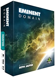 Tasty Minstrel Games 1005 - Eminent Domain, Strategiespiel (0984155856) | Amazon price tracker / tracking, Amazon price history charts, Amazon price watches, Amazon price drop alerts
