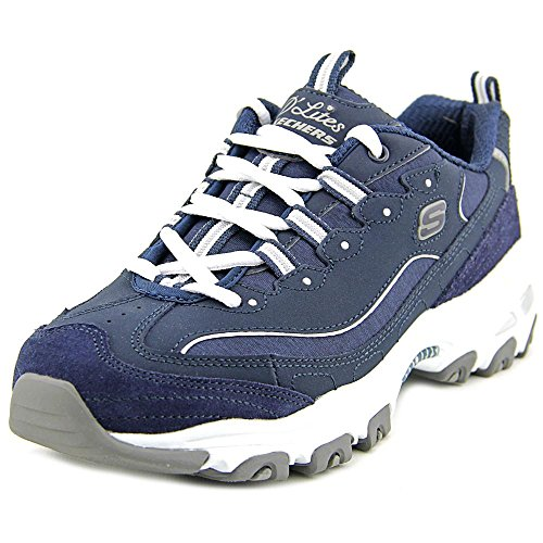 Skechers D'Lites-Me Time, Baskets Femme
