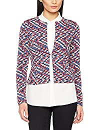 TOM TAILOR Damen Anzugjacke Colourful Blazer