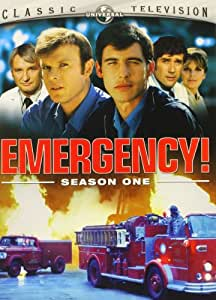 Emergency: Season One [Import USA Zone 1]
