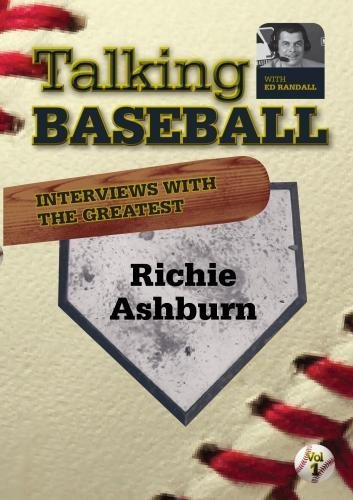 Talking Baseball with Ed Randall - Philadelphia Phillies - Richie Ashburn Vol.1 by Russell Best