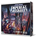 Fantasy Flight Games- Star Wars - Imperial Assault: el corazón del Imperio - Español, Color FFSWI46