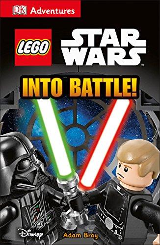 Dk Adventures Lego Star Wars Into Battle