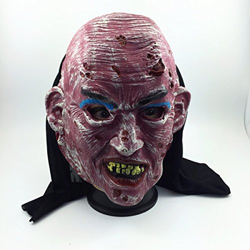ror Faule Zombie Maske Halloween Party Haunted Haus Requisiten Zombie (The Haunted-maske Halloween-maske)