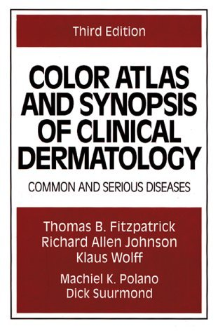 Color Atlas and Synopsis of Clinical Dermatology by Richard A. Johnson (1996-07-30)