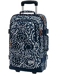 Pepe Jeans Mary Linda Equipaje de Mano, 38.5 Litros, Color Azul