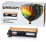 SinoCopy Magenta XXL Toner kompatibel für Brother TN-230 HL-3040N HL-3040CN HL-3070CN HL-3070CW MFC-9120CN MFC-9320CW DCP-9010CN