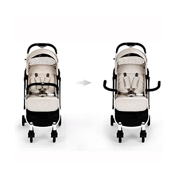 Allis Travel Pushchair Buggy Lightweight Stroller Plume - Beige  High Quality, made according to British Standard EN1888, Fabrick OKo-Tex standard 100 and Fire Safety Regulations 1988. Suitable from 6M ( upto 15Kg Approx) Lightweight 5.8Kg, Travel size and easy to fold with one hand only 3