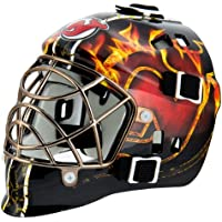 Mini Goalie Mask - New Jersey Devils [Edizione : Germania]