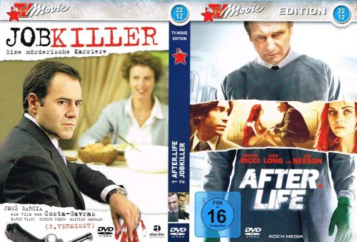 AFTER.LIFE & Jobkiller - 2 Spielfilme auf DVD aus TV Movie
