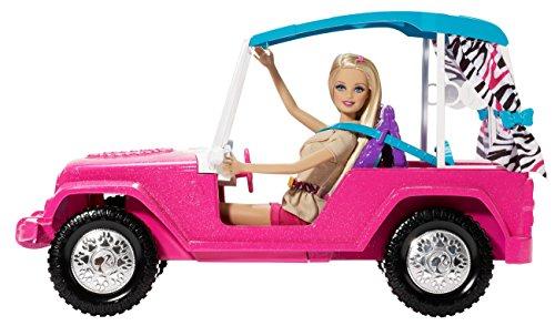 Barbie - Safari Cruiser 'Sisters 0746775338008
