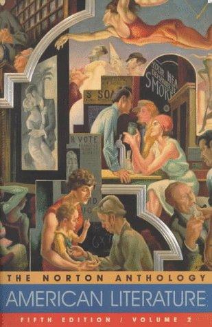 The Norton Anthology of American Literature: v.2: Vol 2