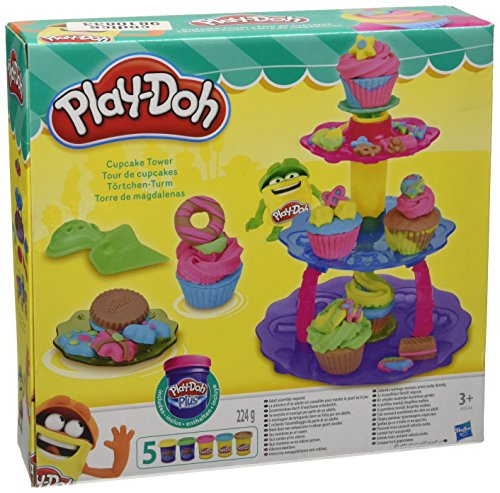 Play-Doh Hasbro Cupcake Tower (A5144)