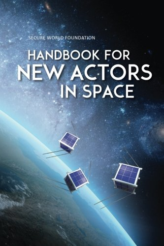 Handbook for New Actors in Space
