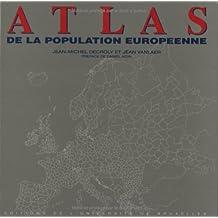 Atlas de la population européenne