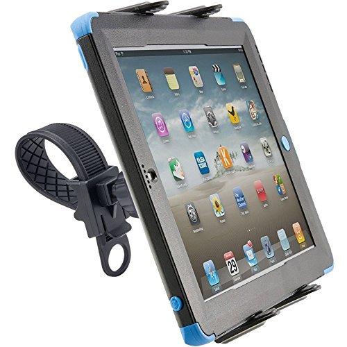 chargercity strap lock tablet halterung f r fahrrad. Black Bedroom Furniture Sets. Home Design Ideas