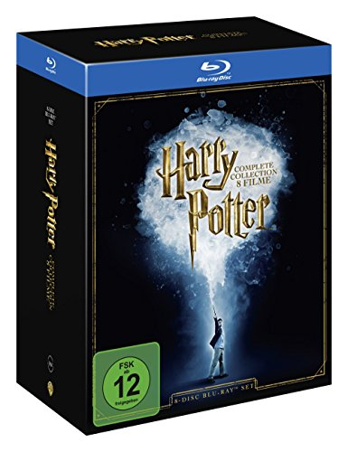 Harry Potter - The Complete Collection [Blu-ray]: Alle Infos bei Amazon
