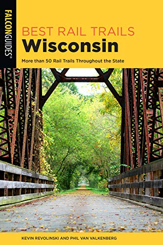Best Rail Trails Wisconsin: More Than 50
