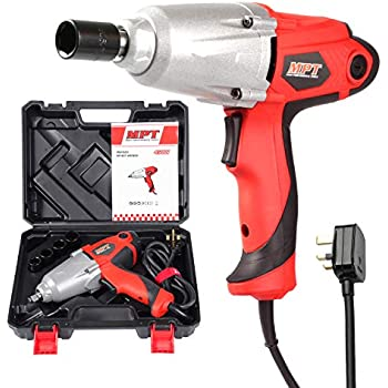 Draper 83423 1//2in composite air ratchet and impact wrench kit