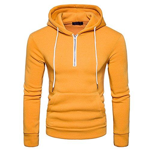 Sweatshirt Herren Blend Pullover Kapuzenpullover Tops Basic Kapuzenpulli Zipper Streetwear Outwear...