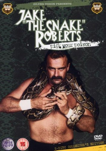 WWE - Jake 'The Snake' Roberts Pick [2 DVDs]