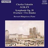 Alkan: Symphonie / Ouverture / Etudes, Op. 39