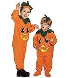 """(Taille 3-4ans) Citrouille Cartoon Halloween Costume Citrouille Halloween Cartoon Idée Cadeau Enfant Unisexe"""","""