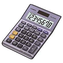 Casio MS-80VERII 8 Digit Currency Desk Calculator